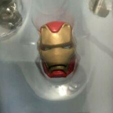 "Marvel Legends 6"" Iron Man Head ONLY from Avengers Endgame Target 2 Pack Quantum"