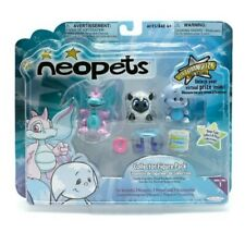Neopets Collector Figure Pack - Faerie Scorchio, Cloud Kacheek and Babaa