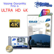 CAM TIVU'SAT HD SATELLITARE PER CARD XXX CI PER TESSERA TIVU' SAT E DECODER