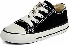 Converse Chuck Taylor All Star Ox Toddler US 6 Black SNEAKERS Blemish 1170