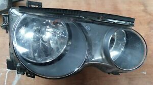 BMW 3 SERIES E46 DRIVER SIDE FRONT HEADLIGHT COMPACT 2003 MODEL FREE P&P