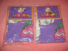 VINTAGE SHARI LEWIS LAMBCHOP & FRIENDS (NEW IN PACK) PILLOWCASE-1993-2 AVAILABLE