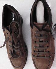 Schuhe - Geox Gr. 41 Wildleder - braun  - Neuware