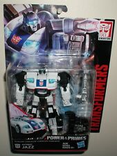 Transformers 2018 Generations Deluxe Class JAZZ, POWER OF THE PRIMES  NEW