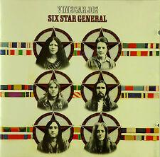 CD - Vinegar Joe - Six Star General - A 680