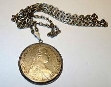 Trachtenschmuck,20.Jhdt,Silber,Münze,Anhänger,Maria Theresia
