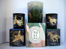 DIPTYQUE Resine, Incense Frosted Forest Unicorn~LOT of 3 Chiristmas Past *Empty*