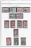 france 1961 stamps page ref 19787