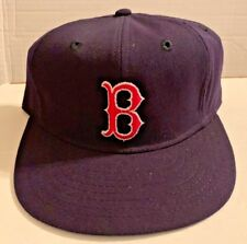 Vintage Boston Red Sox Pro KM Cap Fitted Wool Cap Hat Size 7 Brand New
