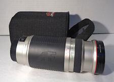 Vivitar Sunpak Series 1 100-400mm f/4.5-6.7 AF Lens with Storage Case!