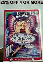 Barbie Mariposa (DVD, 2010, Canadian, Eng/Fre)