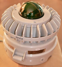 Rab Lighting 80W Led Hazardous Location Gray 5000K Green Globe Hazpled80Fg