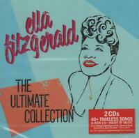ELLA FITZGERALD - THE ULTIMATE COLLECTION - 2 CDS - NEW!!