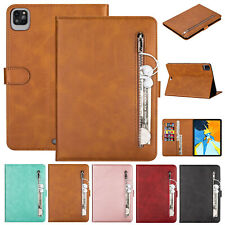 """For iPad 7th 10.2""""/9.7"""" 6th 5th/Air/Mini/Pro 11"""" 12.9"""" Smart Leather Case Cover"""