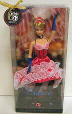 Barbie Dolls of the World France 50th Anniversary Doll Pink Label NEW