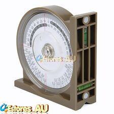 Plastic Multi-function Angle Gauge Inclinometer Measurement Measure Protractor