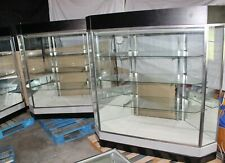 625 X 22 X 59 Jewelry Showcase Retail Display Case 3 Shelves Pickup