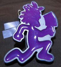 Belt Buckle - Purple Insane Clown Posse 2009 - FEA Merchandising - 3.5''x2.25''