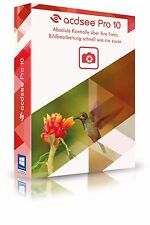 ACDSee pro 10 Vollversion ESD ACD Systems deutsch Downloadversion