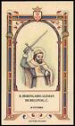 santino-holy card B.BERENGARIO ALEMAN DE BELLPUIG mercedario