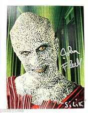 "John Fleck as Silik - Autographed 8""x10"" Star Trek Photo: Enterprise 2001"
