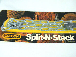 Oregon Chainsaw Products Split-N-Stack Log Splitter & Stacking Tool for Firewood