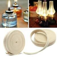 2CM*1M Roll Flat Cotton Wick Kerosene Wick Lanterns Wick Oil Lamp Tool