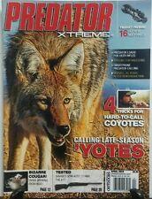 Predator Xtreme April 2016 Calling Late Season Coyotes Wolves FREE SHIPPING sb