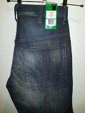 Stylish BNWT unusual design jeans G-Star Raw 5620 2D Loose. W30 L34 rrp £120!