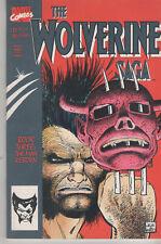 Wolverine Saga 3 Man Reborn Mint trade paperback X Men TPB NEW