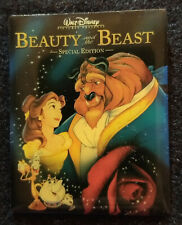 Beauty & The Beast Dvd Cover Disney pin