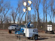 New listing 2010 Allmand Night-Lite Pro Towable Light Tower Generator Kubota Diesel bidadoo