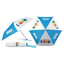 Oficial Vw Camper Van Plegable De Viaje Umbrella-Multicolores autocaravanas