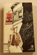 1975c = GENTE DI DUBLINO = JAMES JOYCE..MONDADORI  EDITORE..ETNA