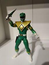Power Rangers Lightning Collection Custom Green Ranger