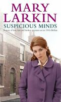Suspicious Minds By Mary Larkin. 9780751543483