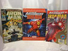 3 Ironman Comics #263 DEC, & 2 of the Larger Issues
