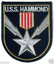 STARGATE USS HAMMOND PATCH - SGAT14