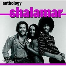 "Shalamar  ""Anthology""  Very rare {Funky} 2 cd set Jody Watley, Howard Hewett NEW"