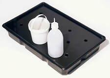 Auffangwanne Ölwanne PE-Wanne mit Lochplatteneinsatz 16 Liter mit DIBT Zulassung