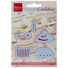 "Marianne Designs Creatables Die ~ Cupcakes, LR0160 Up To 1.75""X1.18"" ~ RETIRED!"