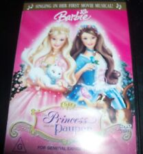 Barbie The Princess And The Pauper (Australia Region 4) DVD – New