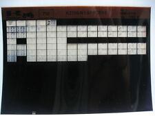 Kawasaki KZ750 N1 Spectre 1982 Part Microfiche NOS k399