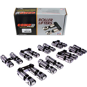 Comp Cams 818-16 Endure-X Solid Roller Lifters for Chevrolet SBC 350 5.7