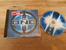 CD OST Trevor Rabin - James Wong : The One (14 Song) VARESE SARABANDE jc