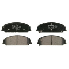 Disc Brake Pad Set-GT Front Federated D1351C