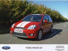 Brochures Fiesta Car Manuals and Literature