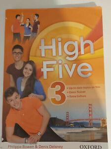 High Five 3 - 9780194665254