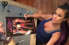 Knockouts Signed Calendar Brooke Tessmacher WWE Tna Impact