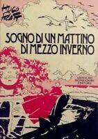 LIBRO HUGO PRATT SOGNO DI UN MATTINO DI MEZZO INVERNO EDIZIONE MONDADORI 1974